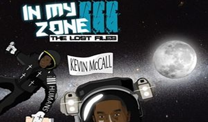 Kevin McCall – In My Zone 3: The Lost Files (Featuring Chris Brown and Sevyn Streeter)