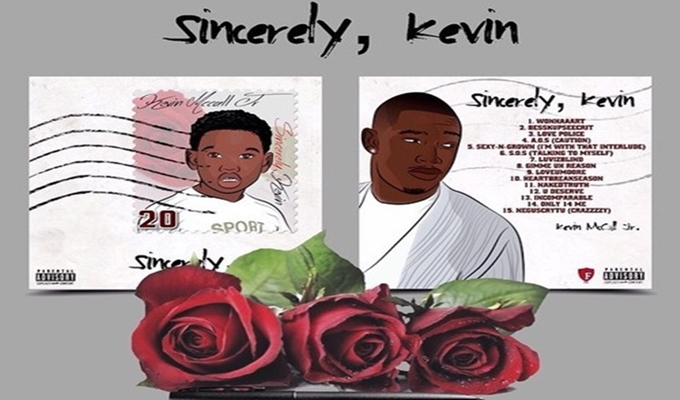 Kevin McCall – Sincerely, Kevin