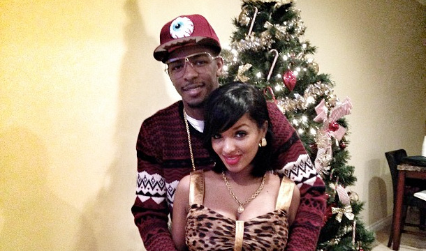 Model/Rapper Lola Monroe Expecting Child With King Los