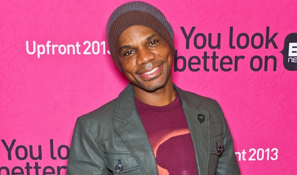 Kirk Franklin Readies New BET Competition Series