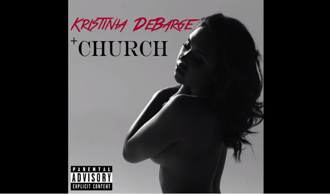 Kristinia DeBarge – Church