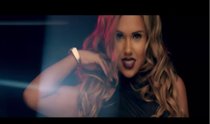 Kristinia DeBarge Seduces A Whole Shop Of Mechanics In 'Fadeout' Video