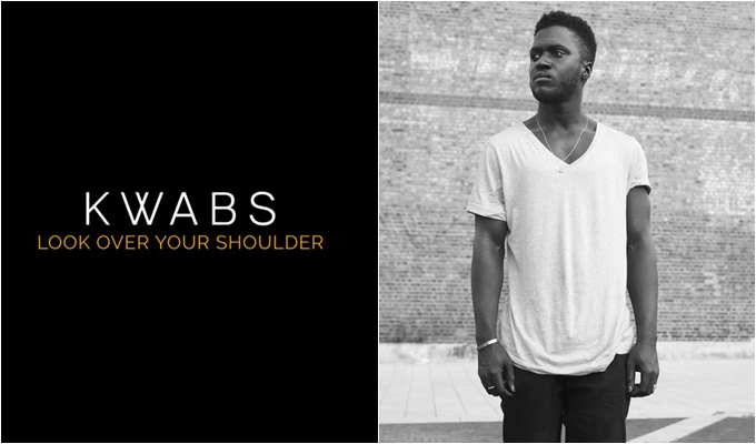 Kwabs – Look Over Your Shoulder