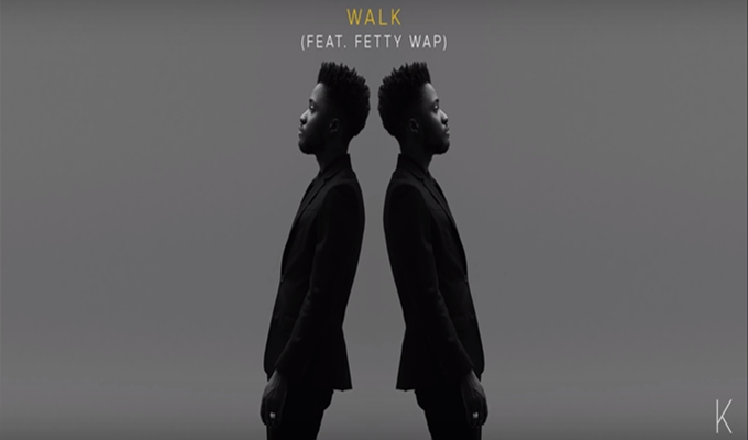Kwabs – Walk ft. Fetty Wap