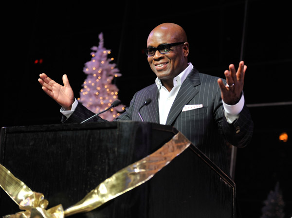X Factor Judge L.A. Reid Becomes Chairman of Epic Label Group