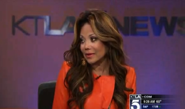 La Toya On Jackson Family Life: 'We're Normal'