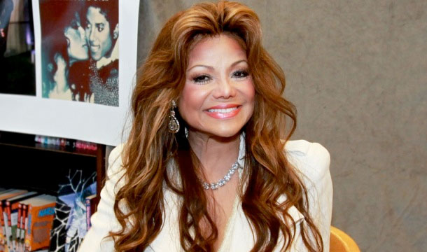 Report: La Toya Jackson Marries Friend and Business Partner