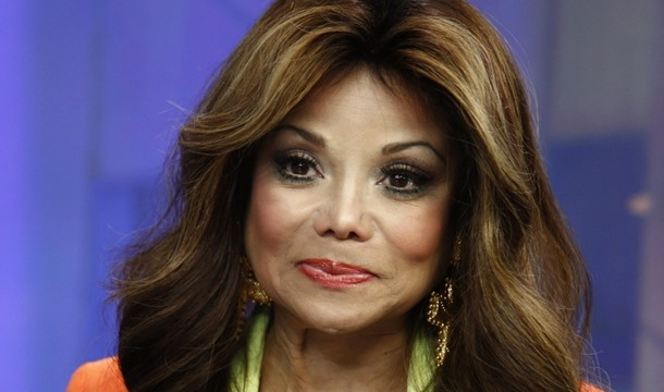 "Update: La Toya Jackson Slams Marriage Rumors, ""I'm Not Married"""
