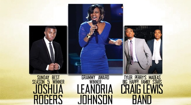 Sunday Best winners Le'Andria Johnson, Joshua Rogers set for 'Jesus Tour'