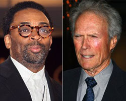 Hollywood: Spike Lee Ready To Set It On Clint Eastwood