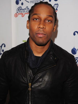 R&B Singer Lemar Proud Father of New Baby Girl