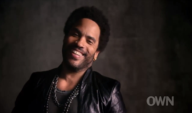 Lenny Kravitz Opens Up About Success, Family on 'Oprah's Master Class'