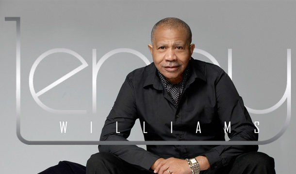Lenny Williams – Grown Man