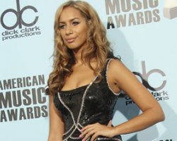 Leona Lewis Endorses Obama, Talks 'Jolie' Adoption