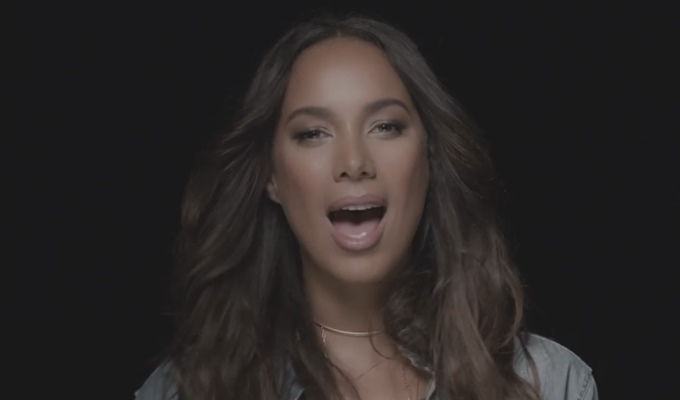 Leona Lewis – Fire Under My Feet