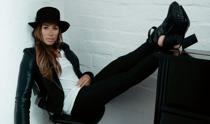 First Look: Leona Lewis is Sexy and Reserved For New Album, 'I Am'