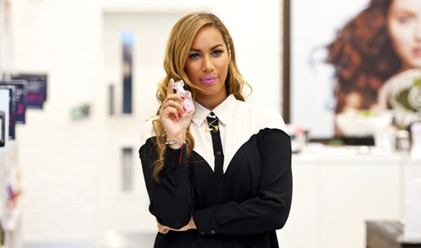 Leona Lewis Set For First Film Role In 'Holiday,' A Musical