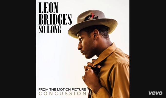 Leon Bridges Offers New Tune 'So Long' for 'Concussion' Movie Soundtrack
