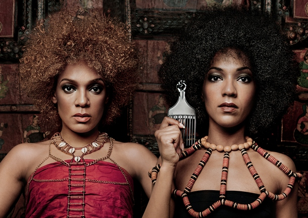 Soul Duo Les Nubians to Release 'Nu Revolution' Early Spring