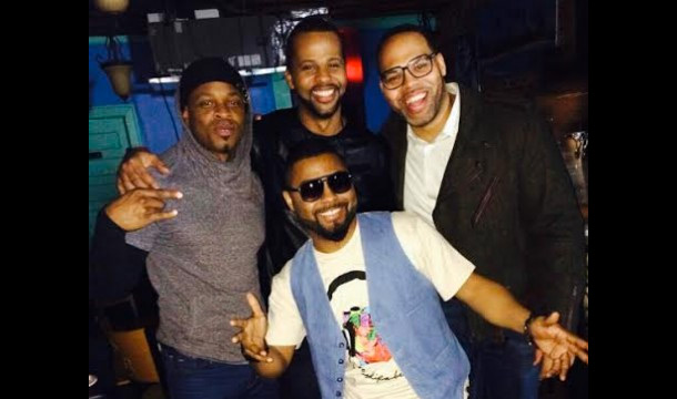 Lil John Roberts – Space Ft. Eric Roberson, Stokely, Anthony David and Musiq Soulchild