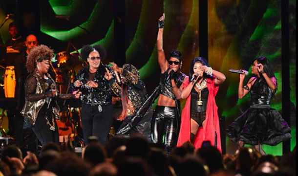 Lil Kim, Missy Elliott, More, Tribute Kool And The Gang at 2014 Soul Train Awards (Video)