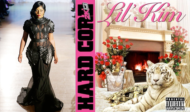 Lil Kim Readies 'Hard Core' Mixtape, Reveals Cover