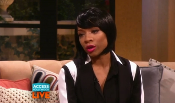 Lil Mama Talks TLC Biopic, Being A Rebel and Researching Left Eye