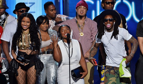"""Lil Wayne Gives First Look of His Daughter Reginae Carter's Debut Single """"Mind Goin' Crazy"""""""