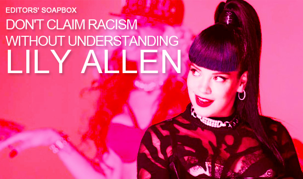 """Editor's Soapbox 