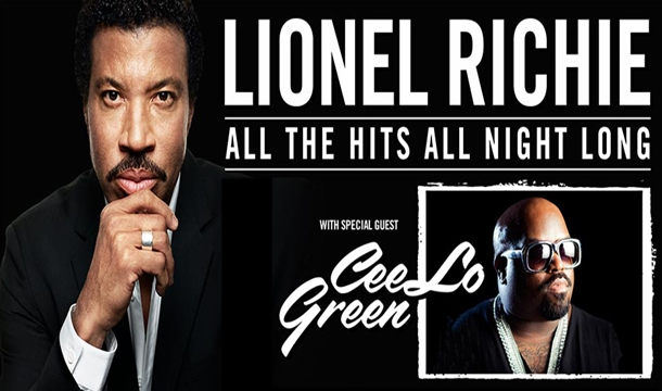 Lionel Richie Taps Cee Lo Green For 'All The Hits' Tour