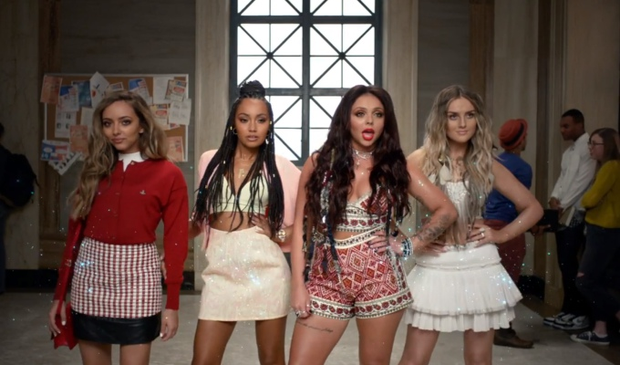 Little Mix – Black Magic