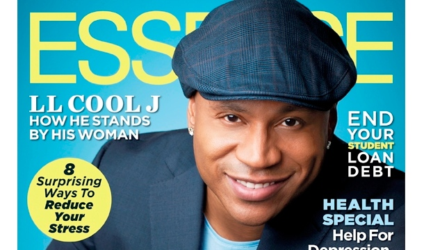 LL Cool J Cover Essence Magazine, Talks Supporting His Woman