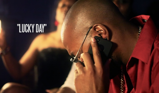 Jarrard Anthony – Lucky Day [PREMIERE]