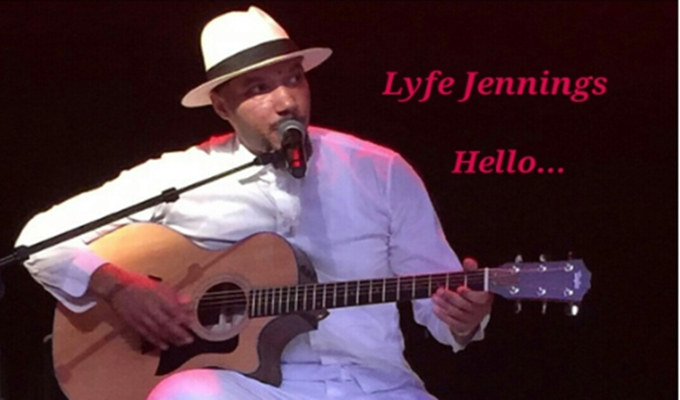 Lyfe Jennings Covers Adele's 'Hello' From A Hood Perspective