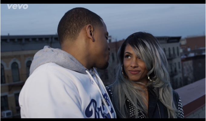 Mack Wilds Borrows From Film 'Do The Right Thing' In Video For 'Love In The 90z'