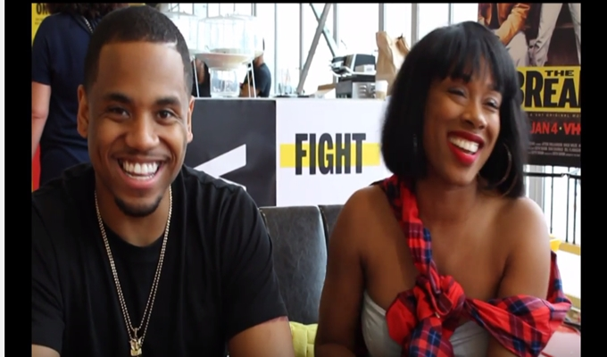 Mack Wilds Talks Playing Adele's Love Interest, New VH1 Movie 'The Breaks', Dating Sevyn Streeter, More (Video)