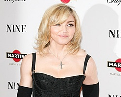 Madonna Joins 'Hope For Haiti Now' Benefit