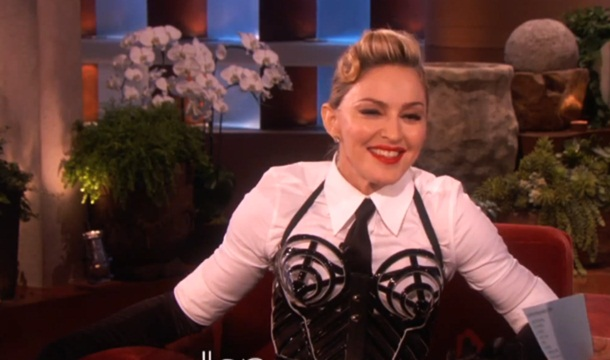Did Madonna Say The 'N' Word As A Publicity Stunt?