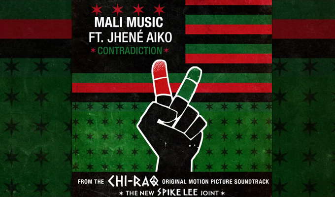 Mali Music – Contradiction ft. Jhene Aiko