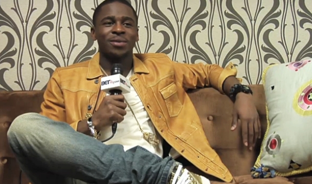 Marcus Canty Talks Favorite Shows, New EP on BET's 106 & Park
