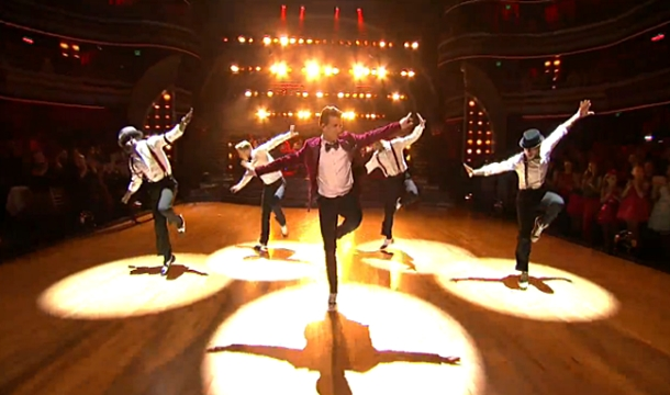 Mark Ballas Talks 'Get My Name,' Plus Dancing With The Stars Performance