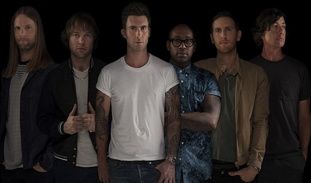 Maroon 5 Booked For SNL, V Album Debuts On Top With Jezzy at No.2
