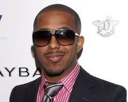 Marques Houston 'Boogies' With Vanessa Simmons