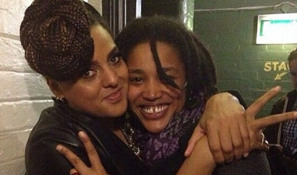 Will We Get Another Floetry Album? Duo Reunite in London (Video)