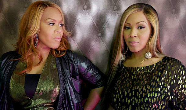 Mary Mary Spreads The Gospel at B.B. King