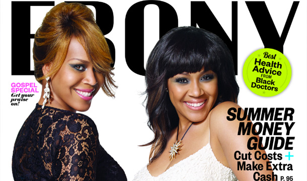Mary Mary's Tina Campbell Talks Infidelity Issues in June Issue of EBONY Mag