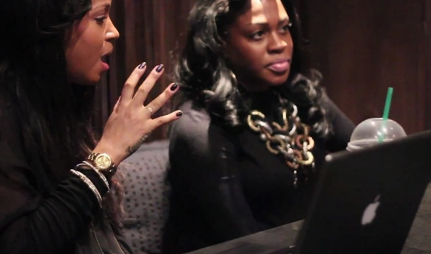 """Behind The Scene: Mashonda and Lil' Mo's """"Mystery"""" Duet"""