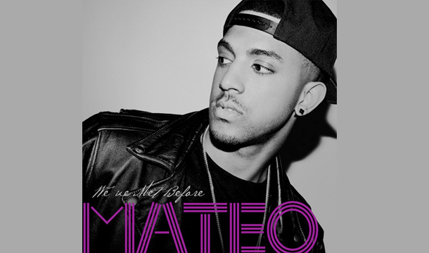 Mateo To Drop EP 'We've Met Before' on Aug. 13