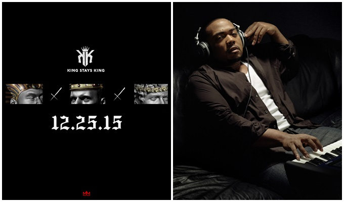 Timbaland Releases the Tracklist For Christmas Mixtape 'King Stays King'