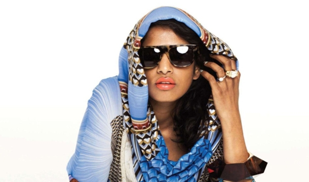 M.I.A. Pushes 'Matangi' to April 15, Says Record Label Don't Want Her to Be Positive
